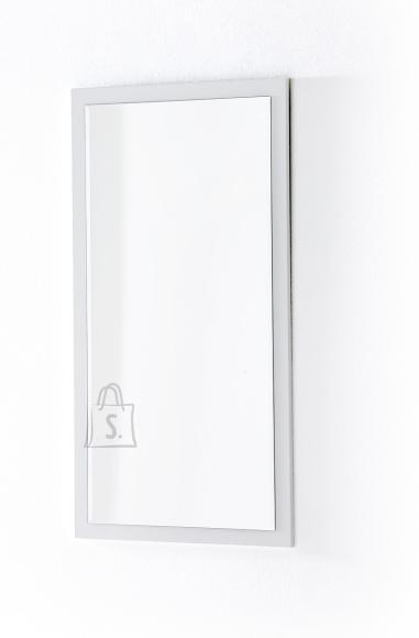 MCA Peegel SYDNEY valge läikega, 51x2xH121 cm