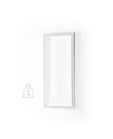 MCA Peegel SYDNEY valge läikega, 51x2xH106 cm