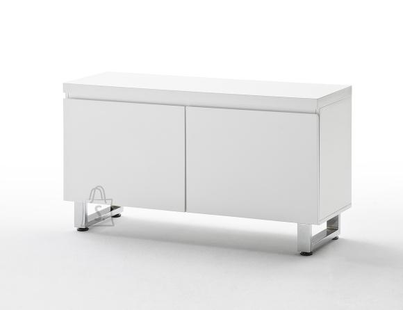 MCA Kummut SYDNEY valge läikega, 111x38xH60 cm