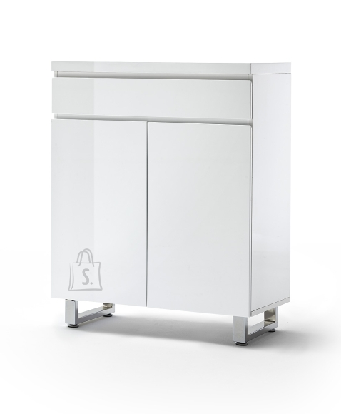 MCA Jalatsikapp SYDNEY valge läikega, 85x38xH104 cm