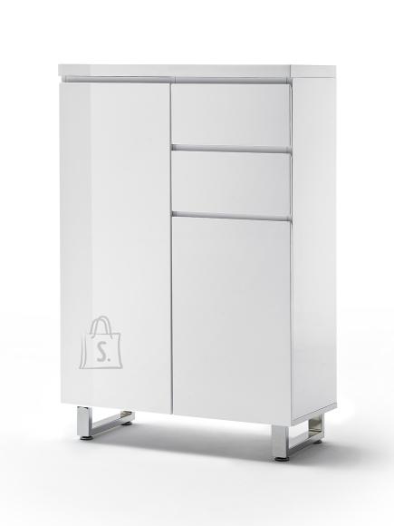 MCA Jalatsikapp SYDNEY valge läikega, 85x38xH126 cm