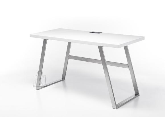 MCA Kirjutuslaud ANDRIA valge, 140x60xH75 cm