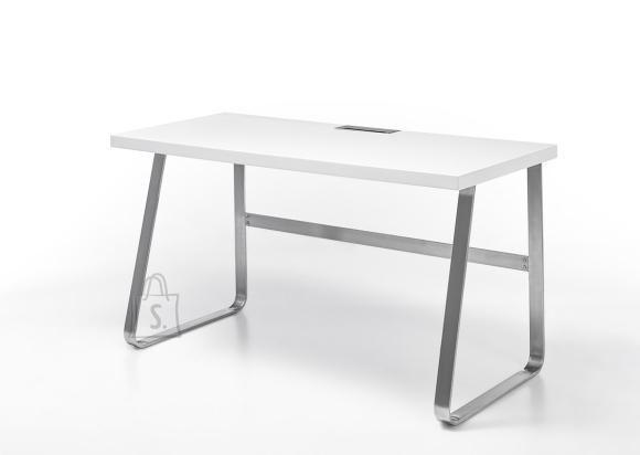 MCA Kirjutuslaud BENO II valge, 140x60xH75 cm