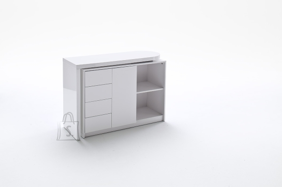 MCA Kirjutuslaud MATT valge, 108x42xH77 cm