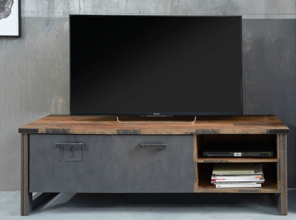 Trendteam TV-alus PRIME pruun, 178x42xH52 cm