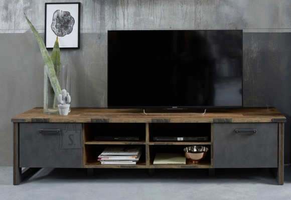 Trendteam TV-alus PRIME pruun, 207x42xH52 cm