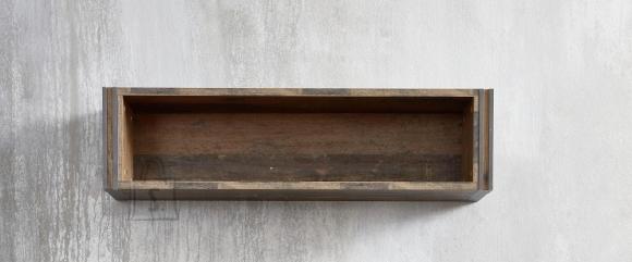 Trendteam Seinariiul PRIME pruun, 113x23xH29 cm