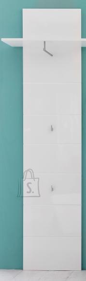 Trendteam Seinanagi AMANDA valge läige, 60x25xH195 cm