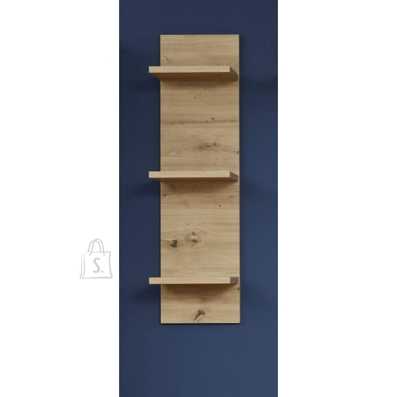 Trendteam Seinariiul AMANDA metsik tamm, 26x20xH105 cm