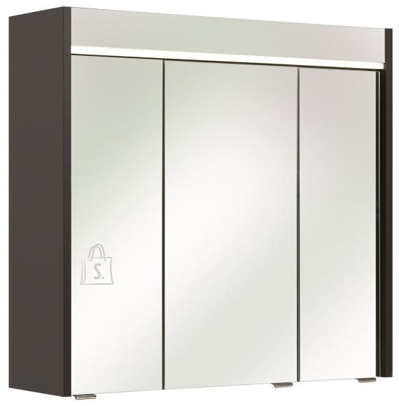 Pelipal Peegelkapp VELO antratsiit, 75x20xH70 cm LED