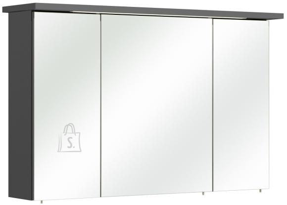 Pelipal Peegelkapp VELO antratsiit, 115x20xH72 cm LED