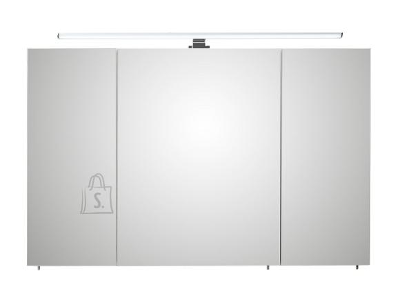 Pelipal Peegelkapp BALU valge läige, 110x20xH70 cm LED