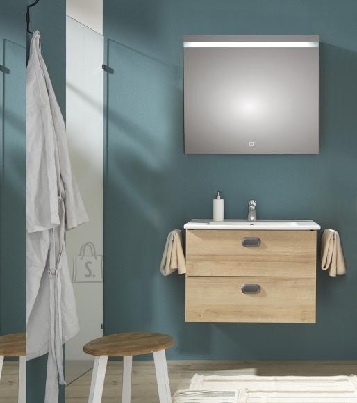 Pelipal Vannitoamööbli komplekt + valamu BUCA tamm LED