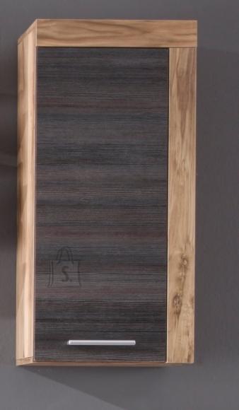 Trendteam Seinakapp BOOM pähkel / tumepruun, 36x23xH79 cm