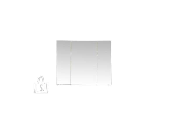 Trendteam Peegelkapp ONE valge läige, 84x18xH68 cm