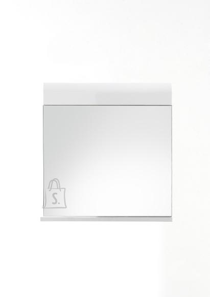Trendteam Peegel SKIN valge läige, 60x10xH55 cm