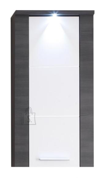 Trendteam Seinakapp XPRESS hall / valge, 40x23xH80 cm LED