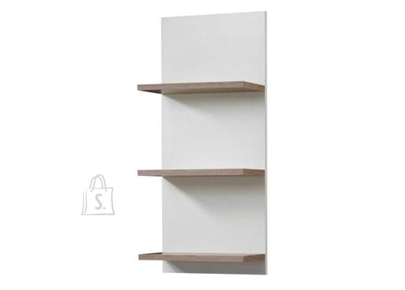 Schildmeyer Seinariiul CADIZ hall tamm / valge, 30x17xH70 cm