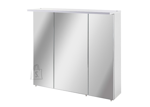 Schildmeyer Peegelkapp KORPIO valge, 70,5x24xH72,5 cm, LED