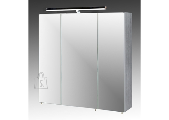 Schildmeyer Peegelkapp QUADRA hall, 70x16xH71 cm, LED