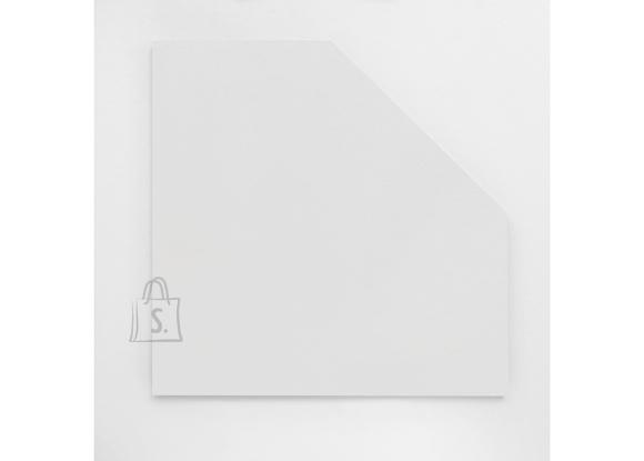 Schildmeyer Nurgaplaat Praha valge, 65x65xH2,2 cm