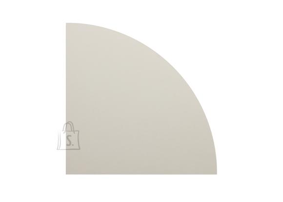 Schildmeyer Nurgaplaat KIEV helehall, 65x65xH2,2 cm