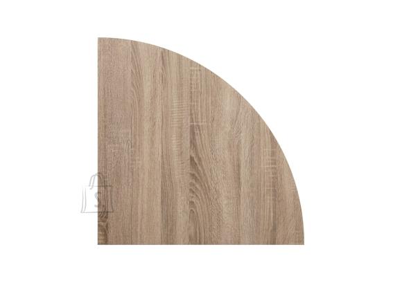 Schildmeyer Nurgaplaat KIEV tume tamm, 65x65xH2,2 cm