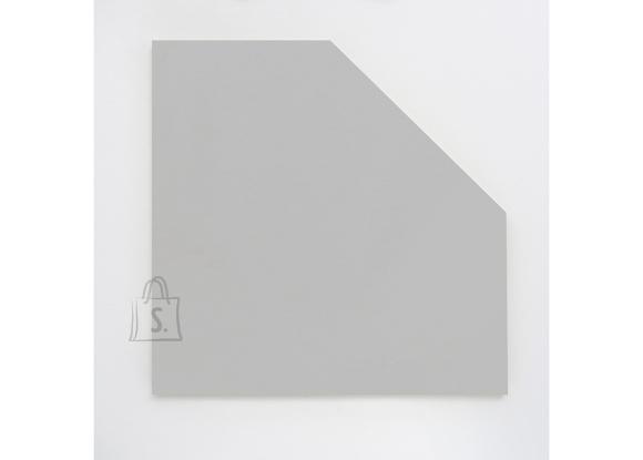 Schildmeyer Nurgaplaat VILNIUS helehall, 65x65xH2,2 cm
