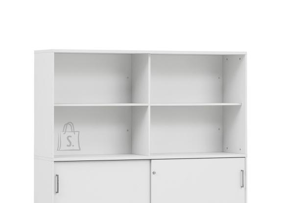 Schildmeyer Kontoririiul MINSK helehall, 160x41xH80 cm