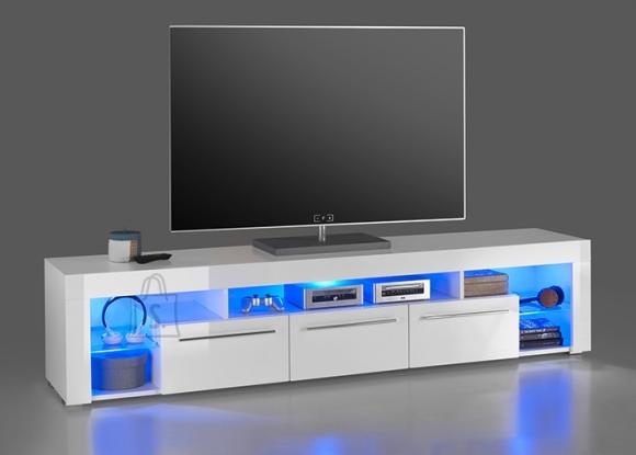 MCA Tv-alus GOL valge läige, 200x50xH55 cm, LED