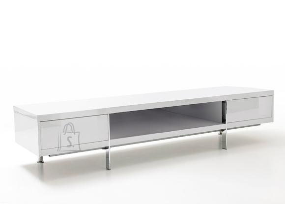 MCA Tv-alus BRISBANE valge läige, 198x50xH42 cm