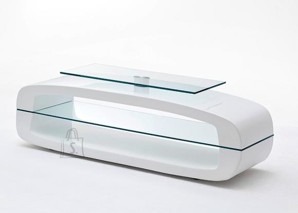 MCA Tv-alus LAUREL valge läige, 150x43xH47 cm
