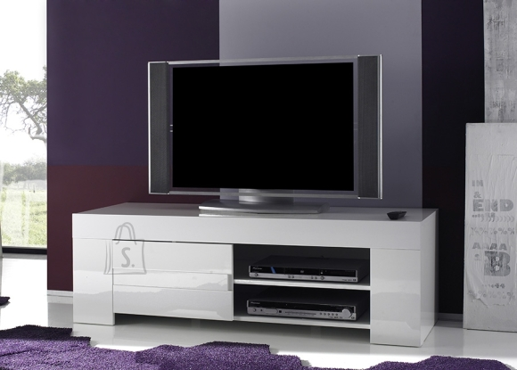 MCA Tv-alus EOS valge läige, 140x50xH45 cm