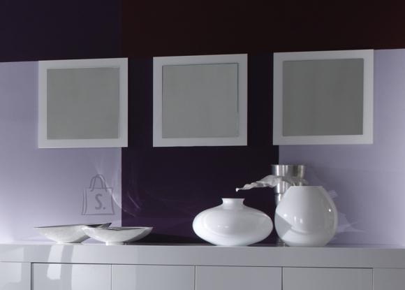 MCA Peeglite komplekt EOS valge läige, 51x2xH51 cm