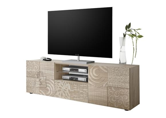 MCA Tv-alus MIRO tamm Sonoma, 181x43xH57 cm