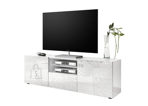 MCA Tv-alus MIRO valge läige, 181x43xH57 cm