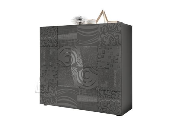 MCA Kummut MIRO antratsiit läige, 121x43xH111 cm