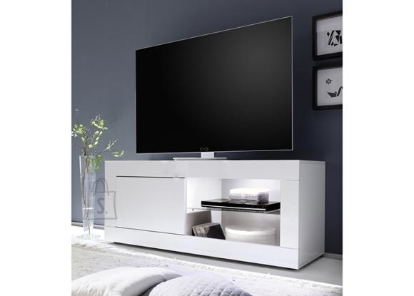 MCA Tv-alus BASIC valge läige, 140x43xH56 cm
