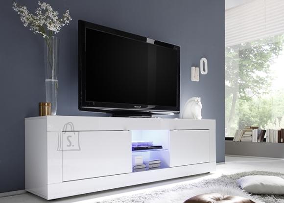 MCA Tv-alus BASIC valge läige, 181x43xH56 cm