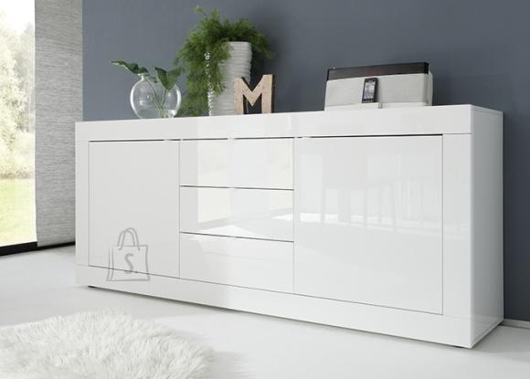 MCA Kummut BASIC valge läige, 210x43xH86 cm