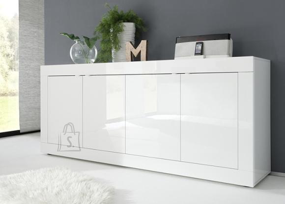 MCA Kummut BASIC valge läige, 207x43xH86 cm