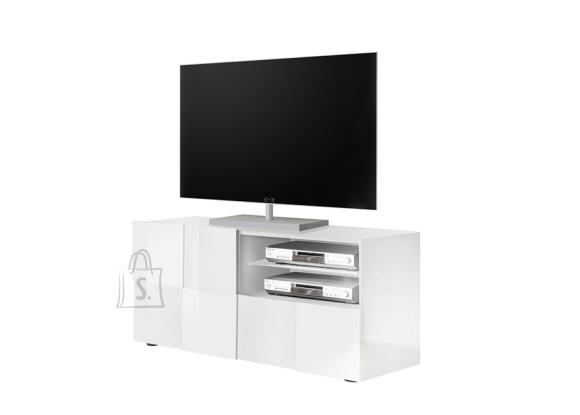 MCA Tv-alus DAMA valge läige, 121x43xH57 cm