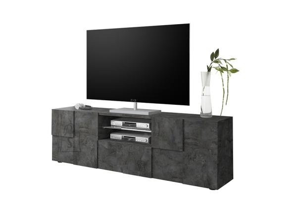 MCA Tv-alus DAMA tumehall, 181x43xH57 cm
