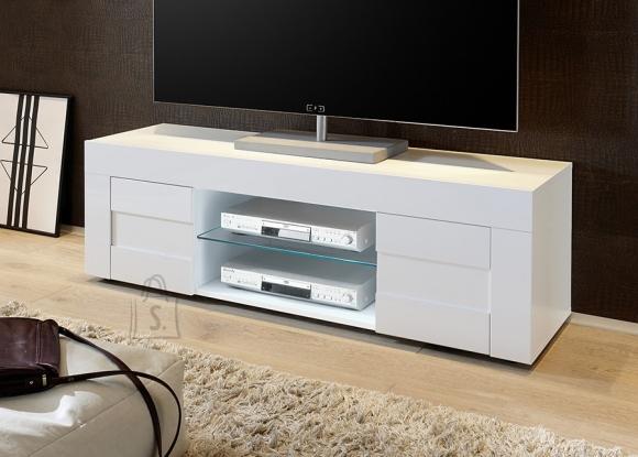 MCA Tv-alus EASY valge läige, 138x42xH44 cm