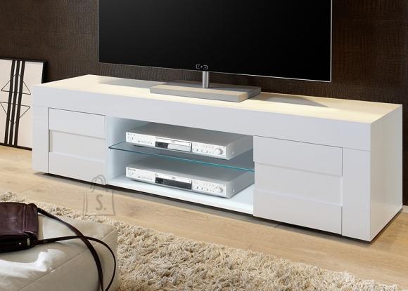 MCA Tv-alus EASY valge läige, 181x42xH44 cm