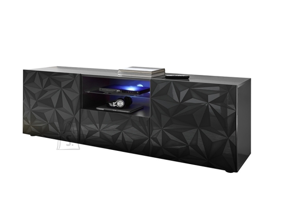 MCA Tv-alus PRISMA antratsiit läige, 181x42xH57 cm, LED