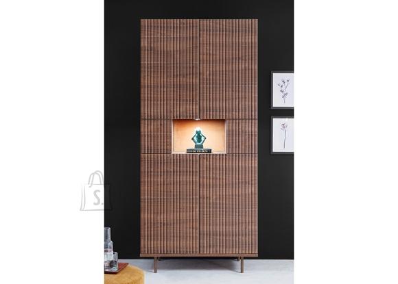 MCA Kummut CHARM bambus, 93x42xH201 cm, LED