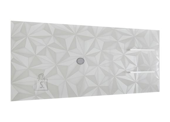MCA Seinapaneel INFINITY valge läige, 172x17xH92 cm