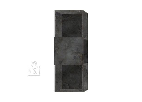 MCA Raamaturiiul INFINITY tumehall, 33x35xH92 cm