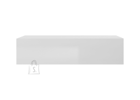 MCA Seinakapp INFINITY valge läige, 138x30xH29 cm